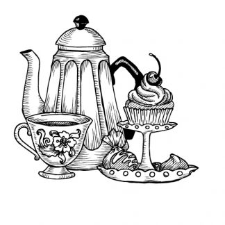 HIGH-TEA VOOR THUIS